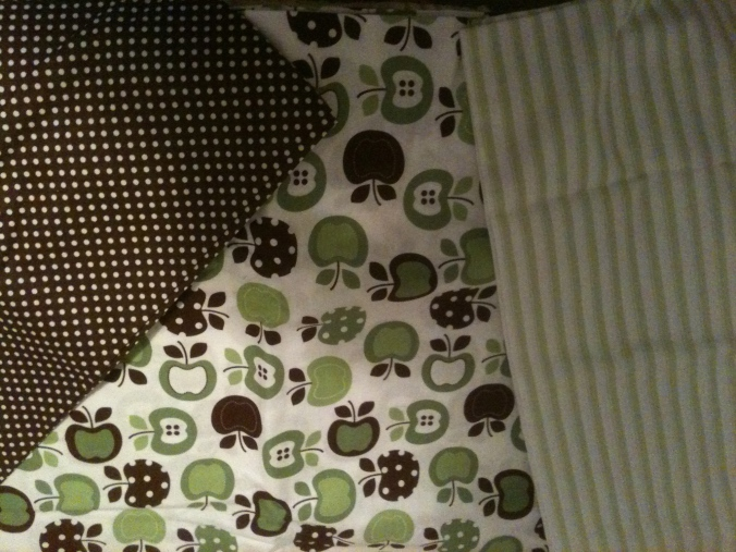 Apple fabric