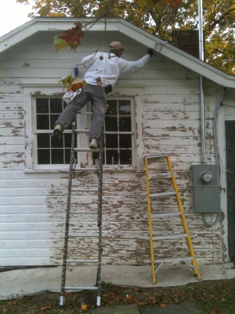 priming the cottage