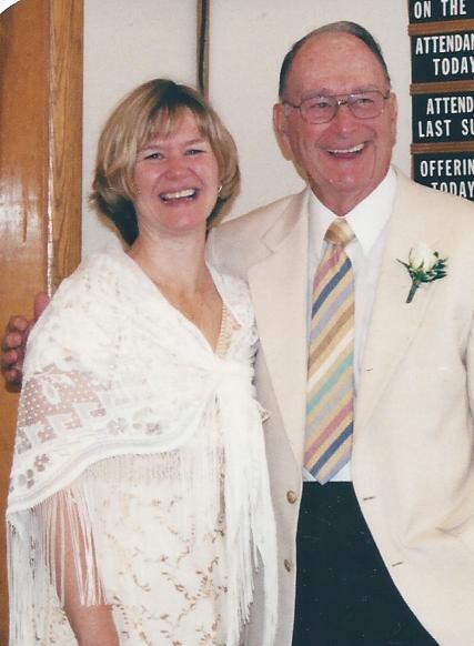 Carol and dad