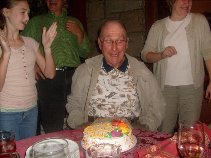 Dad's 89th