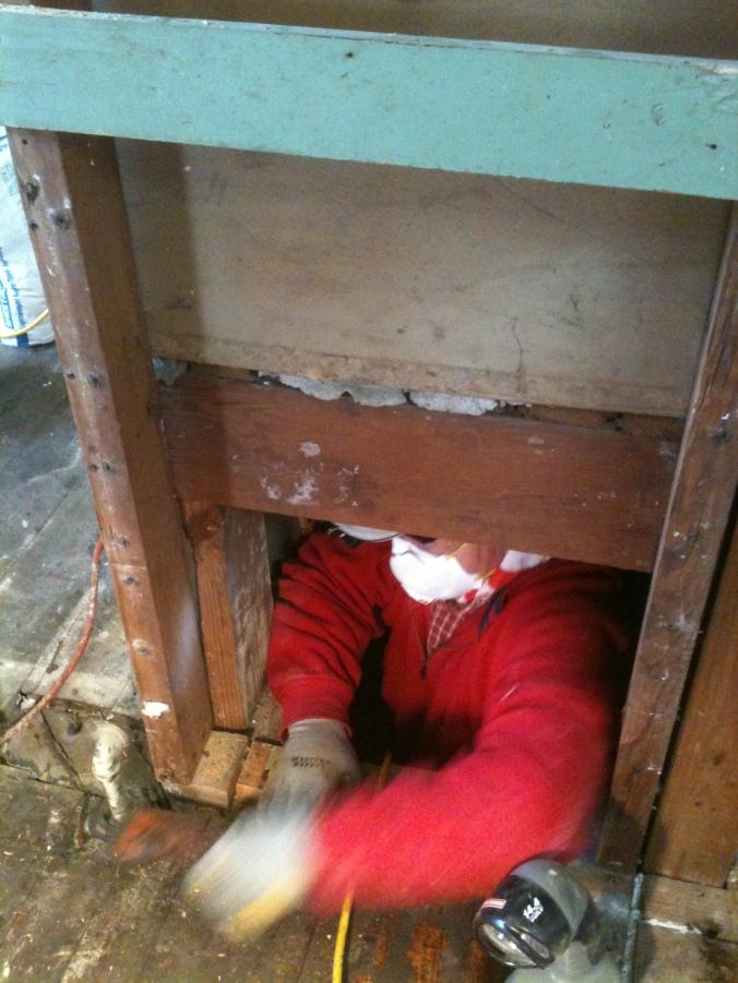 caving 009