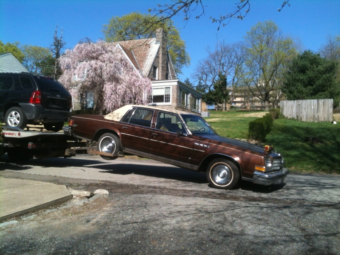 1979 Buick Le Sabre being donated to Make a Wish Foundation
