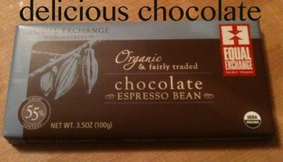 Fair Trade Organic Chocolate