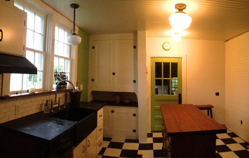 It's Beginning to Look a Lot Like a Kitchen!
