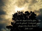 Luke 1:13