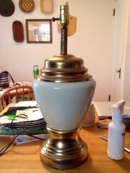 a light for your path, part 1: never buy a new lamp again...