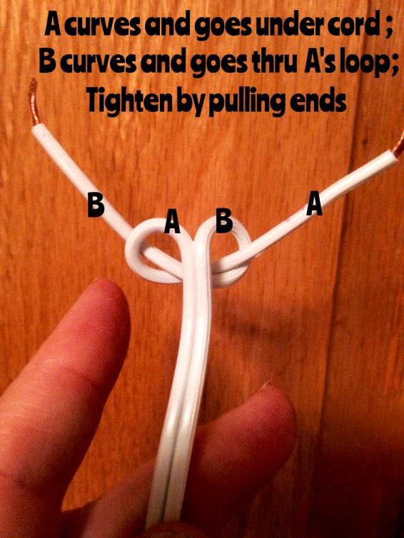 Underwriter's knot
