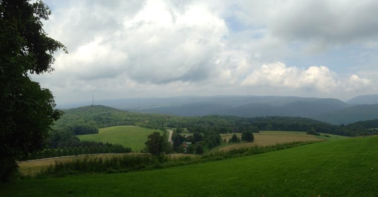 these high greene hills