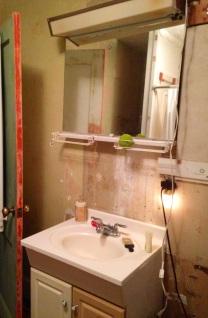 Bathroom -- Before