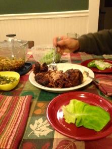 New Year's Dinner