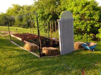 Hard Work Down on the Farm