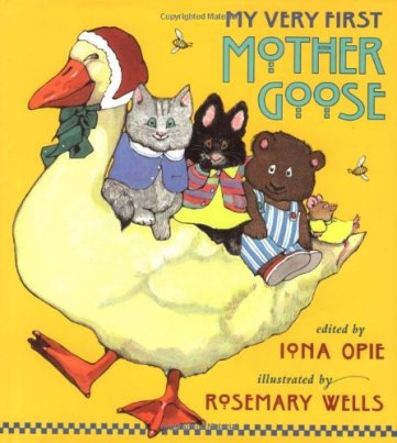 Mother Goose books