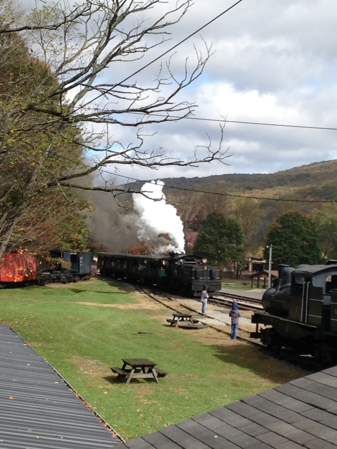 Cass Scenic Railroad Station