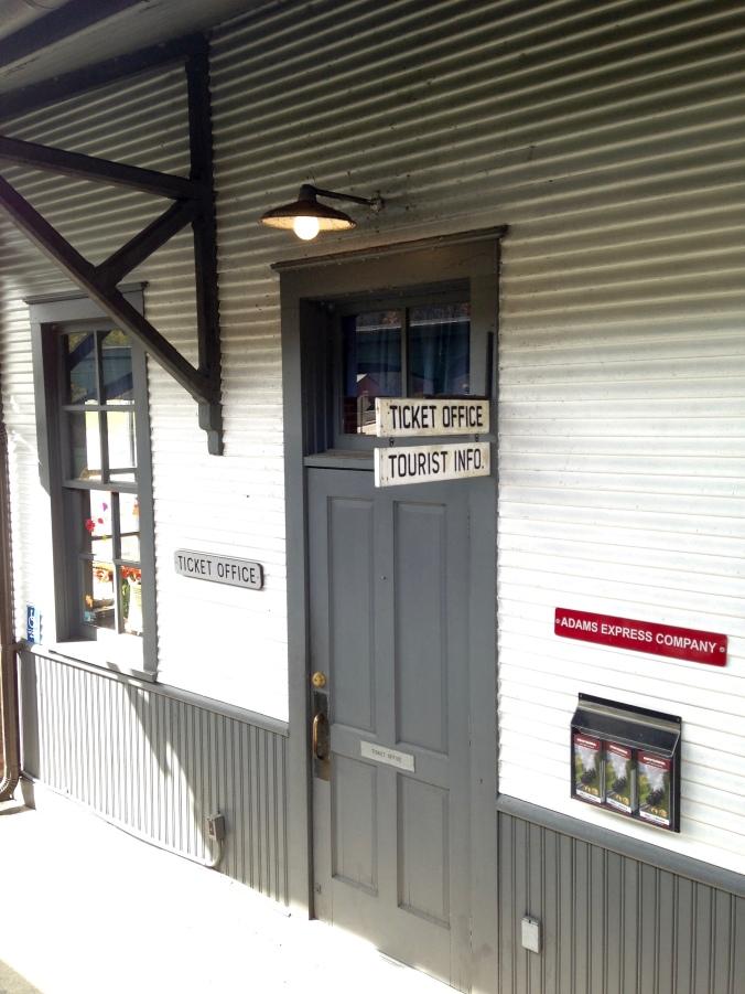 Cats Railroad Station