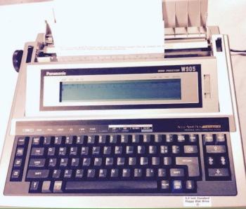 1988 Word processor