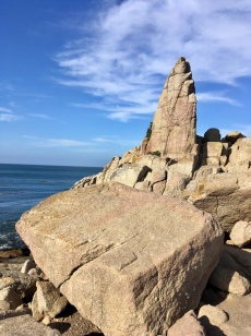 Lover's Point at Pacific Grove